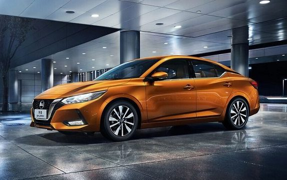 Nissan Sentra from 2017 to 2020 models available for rent at empire rental cars at 445 empire boulevard best deals in New York City Brooklyn blue black red colors available as low as $150 empirerentalcars