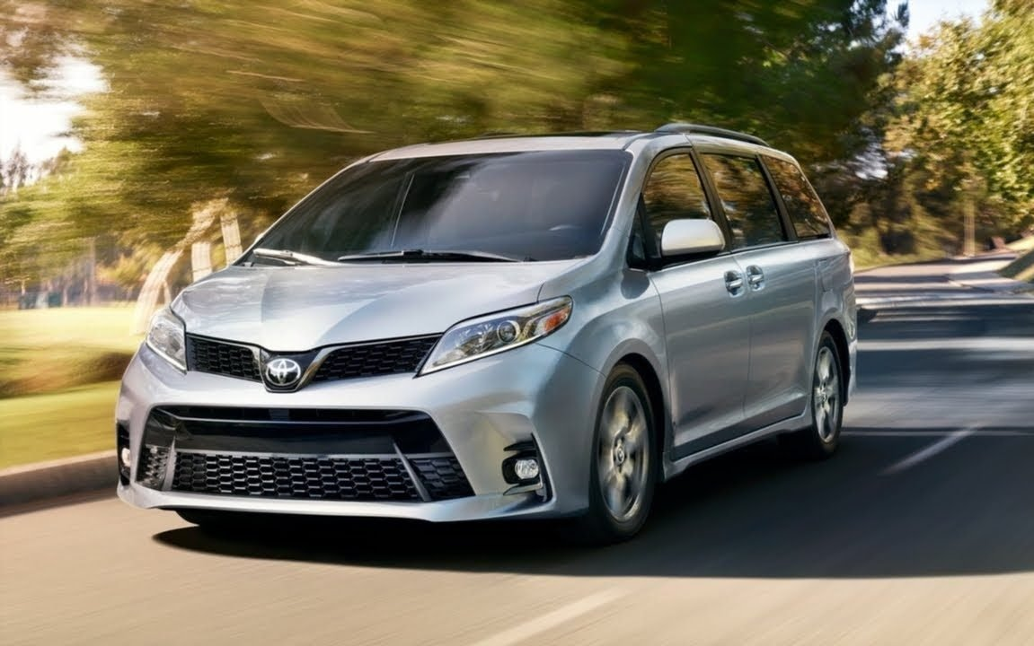 Toyota Sienna from 2017 to 2020 models available for rent at empire rental cars at 445 empire boulevard best deals in New York City Brooklyn blue black red colors available as low as $250 empirerentalcars